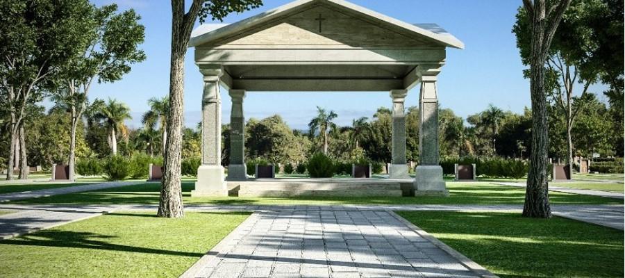 Cementerios amigables con el medio ambiente