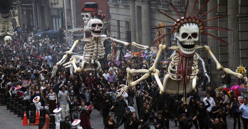 Día de muertos, patrimonio cultural de la humanidad
