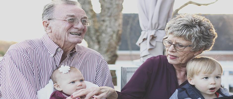 ¿Cómo superar la muerte de un abuelo?