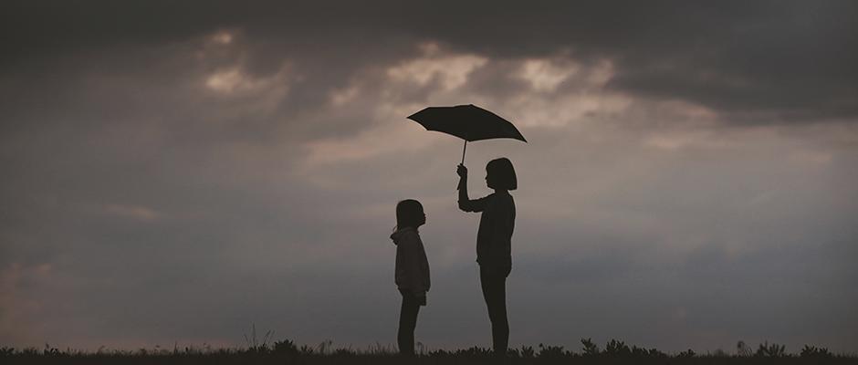 Vivir con un familiar que lucha contra el cáncer