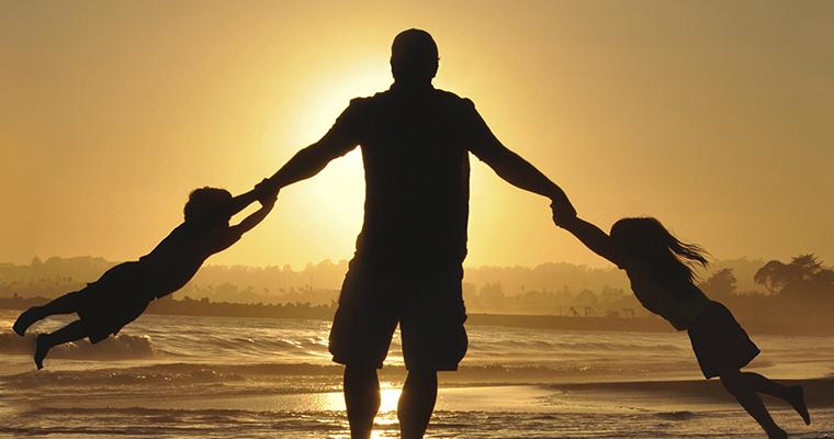 ¿Cómo ayudar a tus hijos en la muerte de papá?
