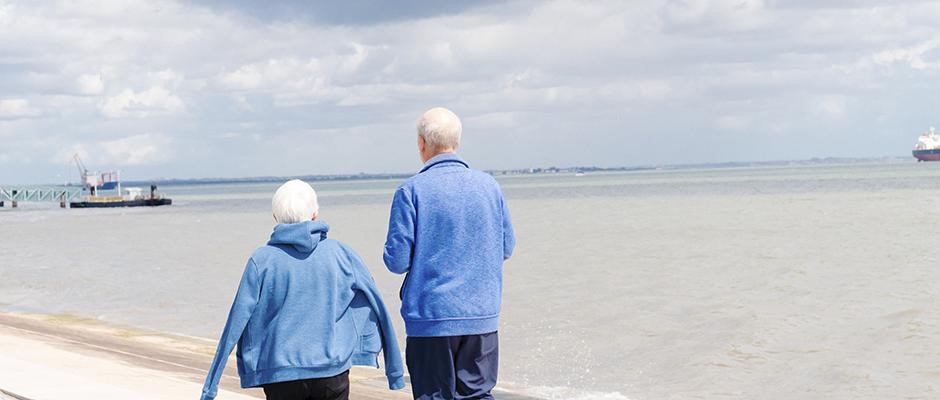 ¿Cómo aprovechar los últimos días de nuestros padres mayores?
