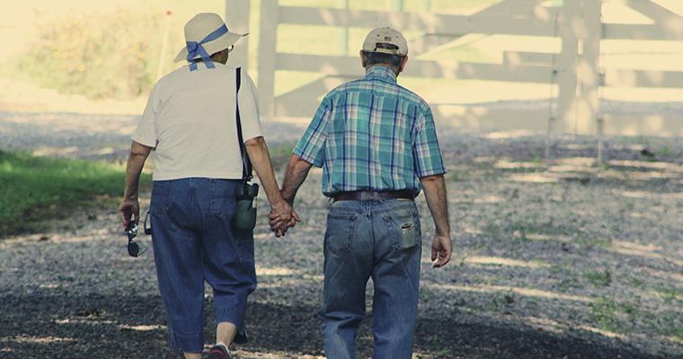 Mejorar la calidad de vida de un adulto mayor