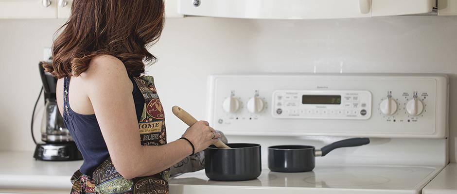 La cocina y la comida en el proceso de duelo